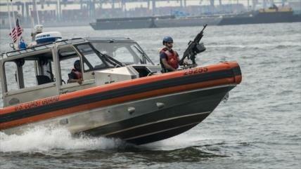 Guardia Costera de EEUU avisa al mundo de una nueva guerra