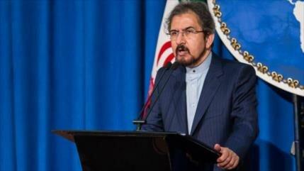 Irán rechaza acusaciones de EEUU de 'patrocinar terrorismo'