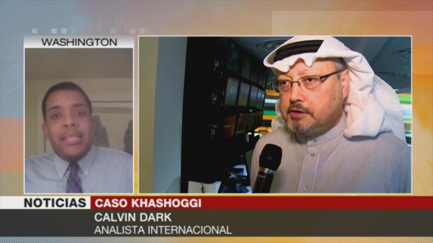Dark: Si Trump no sanciona a Arabia Saudí, el Congreso lo hará