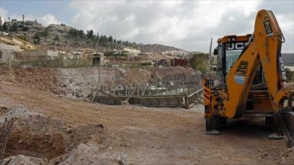 Israel aprueba construir 31 nuevas vivienda en sur de Cisjordania