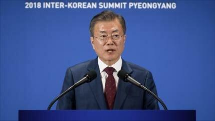 Corea del Sur pide aliviar sanciones contra Pyongyang