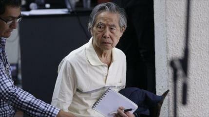 Mayoría de peruanos rechaza la anulación del indulto a Fujimori