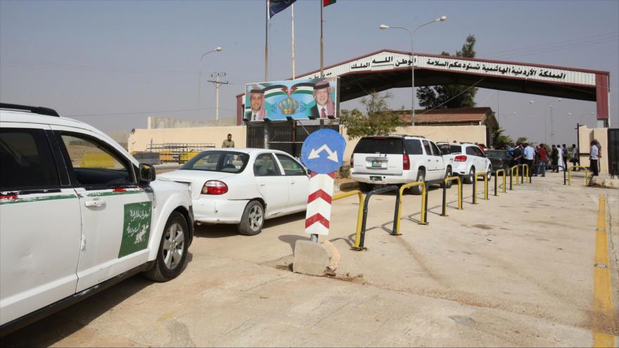 Jordania y Siria reabren paso fronterizo de Nasib tras tres años