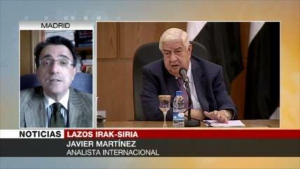 Martínez: Grupos terroristas son obstáculo para la paz en Idlib