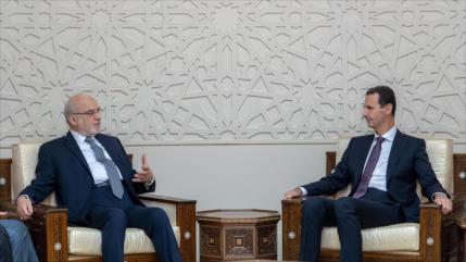 Al-Asad: Siria e Irak han superado a terroristas en lucha común