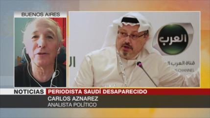 'Riad tiene larga fama en hacer desaparecer a sus opositores'