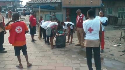 Boko Haram asesina a otra trabajadora de la Cruz Roja en Nigeria