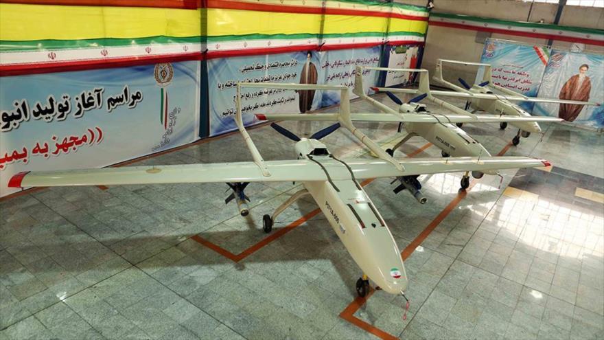 Resultado de imagen para Drones iraníes