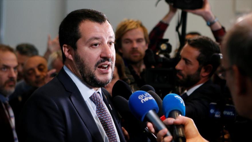 Italia tacha de 'absurdo socio-cultural-económico' sanciones antirrusas
