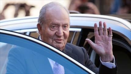 Podemos pide investigar al rey Juan Carlos I desde que abdicó