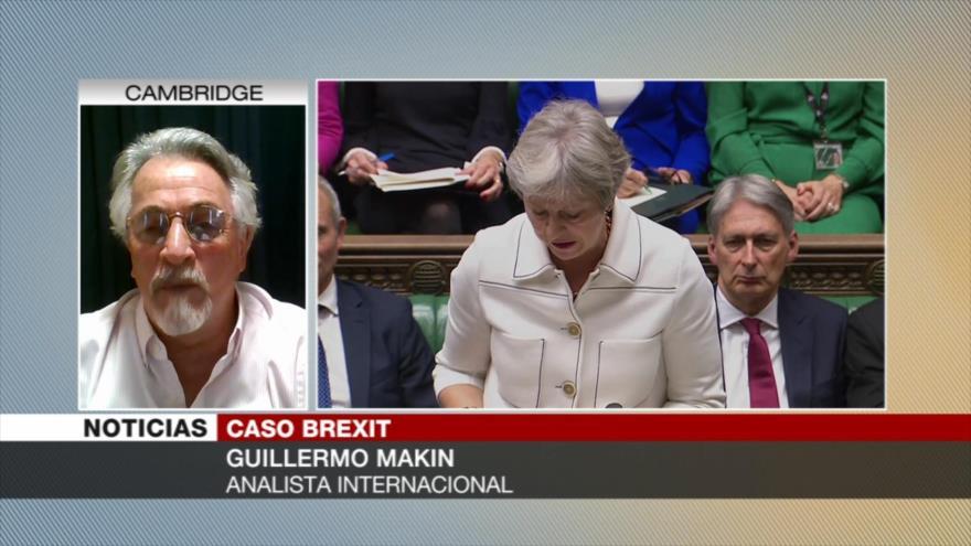 Makin: Un Brexit sin frontera rígida irlandesa es muy probable   HISPANTV