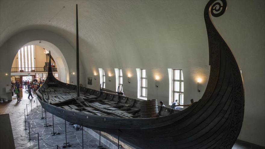 Hallan en Noruega restos de un barco vikingo de la Edad de Hierro | HISPANTV