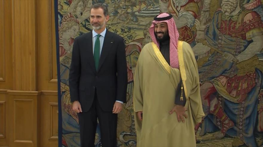 España exportará navíos a Arabia Saudí pese al caso Jashoggi