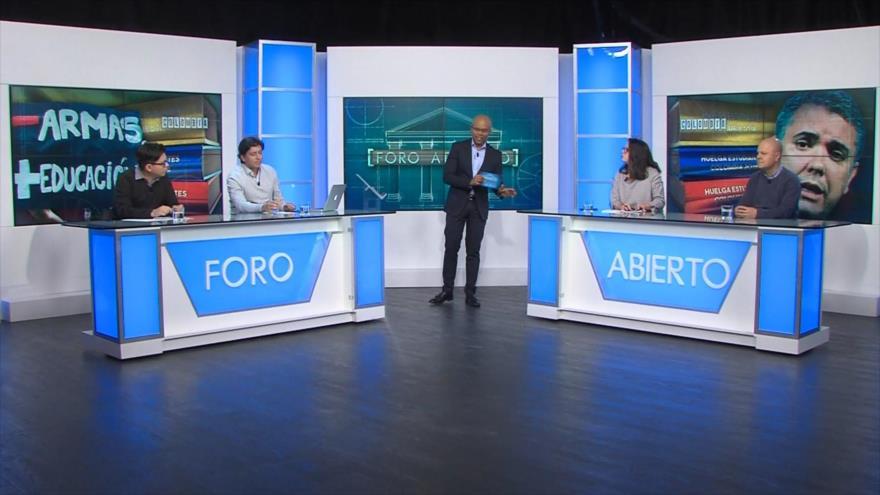 Foro Abierto; Colombia: la educación superior en crisis