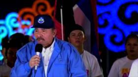 Ortega culpa a oposición de la muerte de 199 personas en protestas