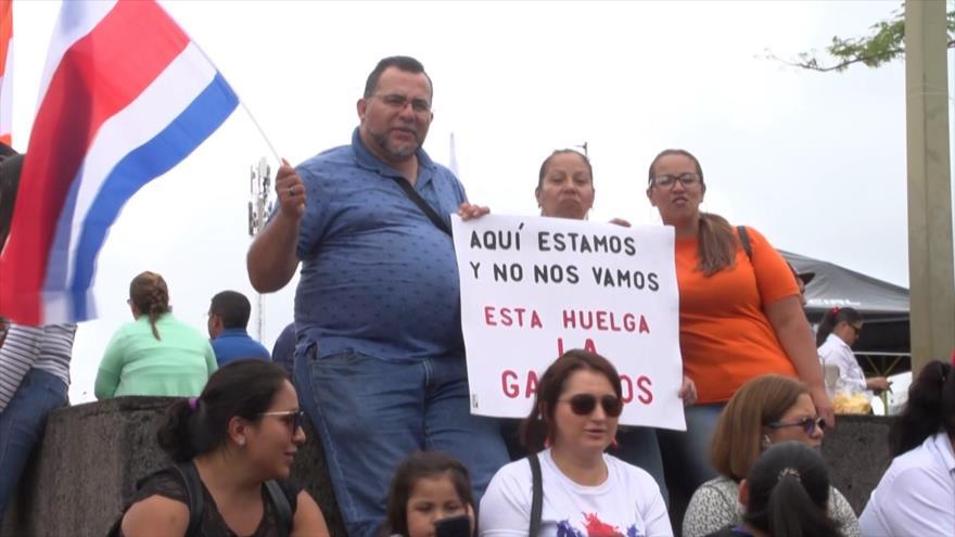 Corte Suprema de Costa Rica rechaza la reforma fiscal