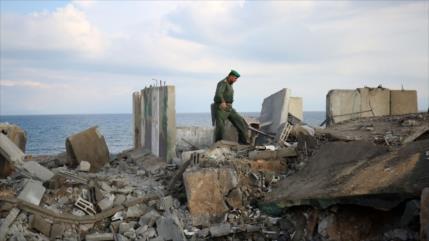 HAMAS niega lanzar cohetes contra Israel, y advierte de complot