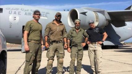 'Mercenarios de EEUU realizaron asesinatos selectivos en Yemen'