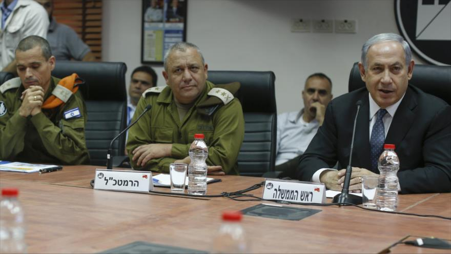 Informe: Jefes militares de Israel y Arabia Saudí se reúnen por Irán
