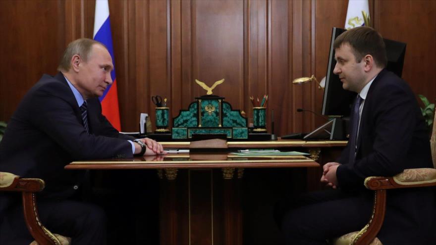 Rusia ve 'imposible' eliminar a Irán del mercado de petróleo