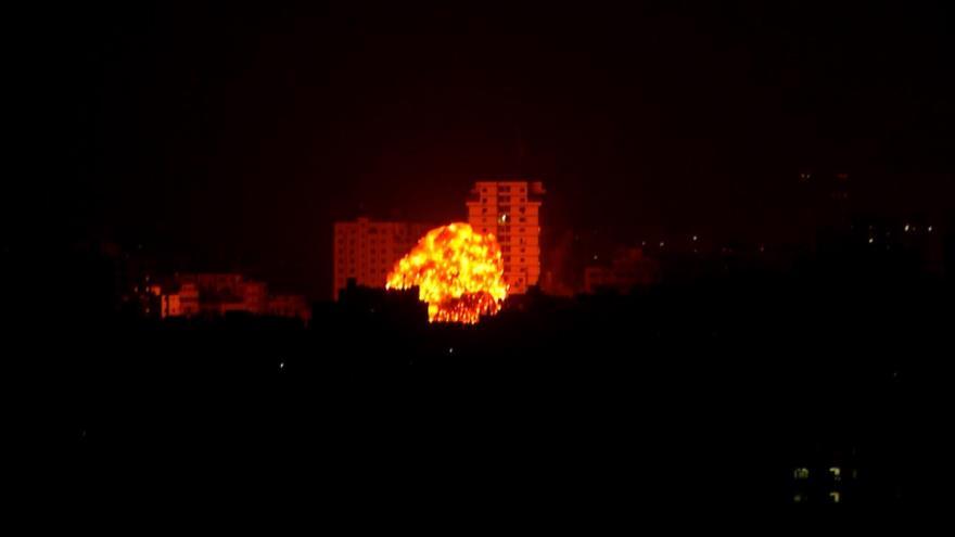 Israel vuelve a atacar la Franja de Gaza