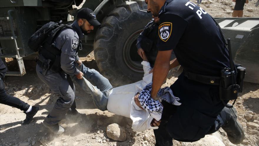 CPI advierte a Israel por sus 'crímenes de guerra' contra beduinos
