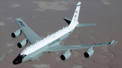 Avión de EEUU espía sistemas S-300 rusos en costas de Siria