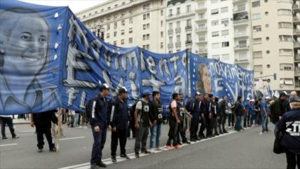 FMI toma control del Banco Central de Argentina