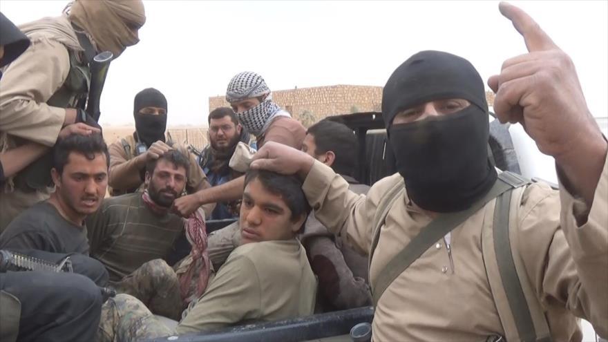 'Daesh tiene varios rehenes europeos en Siria'