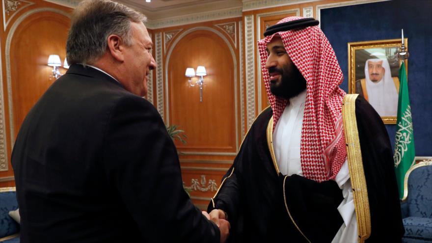 'Riad le da $ 100 millones a EEUU en medio del polémico caso Jashoggi'