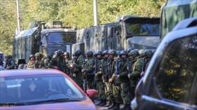 Irán se solidariza con las víctimas de la explosión en Crimea