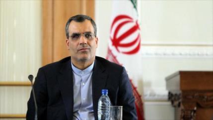 Irán distingue a oposición pacifista siria de extremistas armados