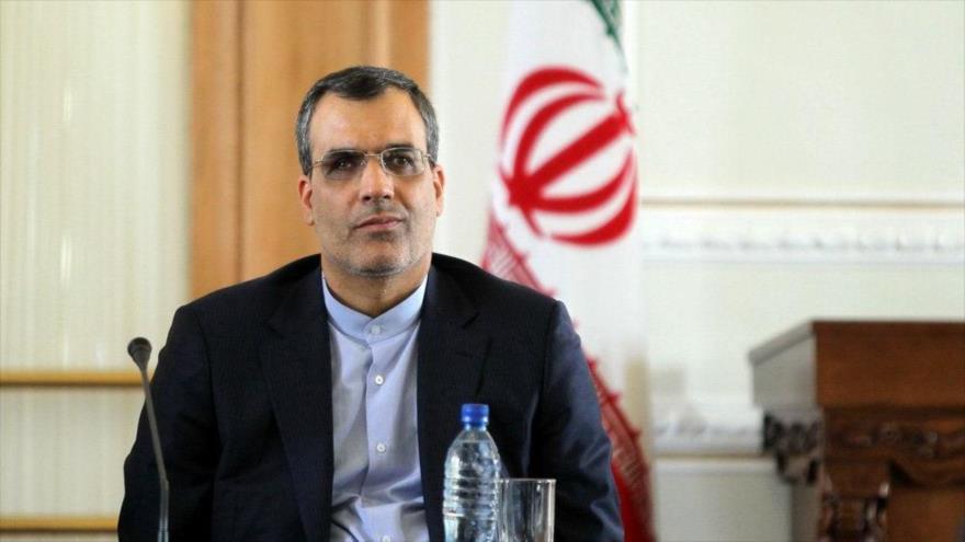 Irán subraya diferencia entre oposición pacifista siria y terroristas