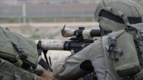Israel pretende autorizar tiro a distancia a palestinos en Gaza