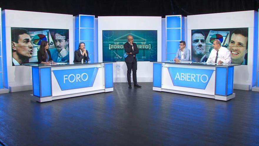 Foro Abierto; España: presupuestos 2019, embestida parlamentaria
