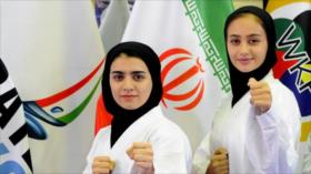 Karatecas iraníes ganan dos bronces en JJOO de Argentina 2018