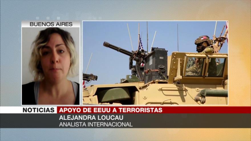 Loucau: EEUU usa a terroristas para invadir otros países