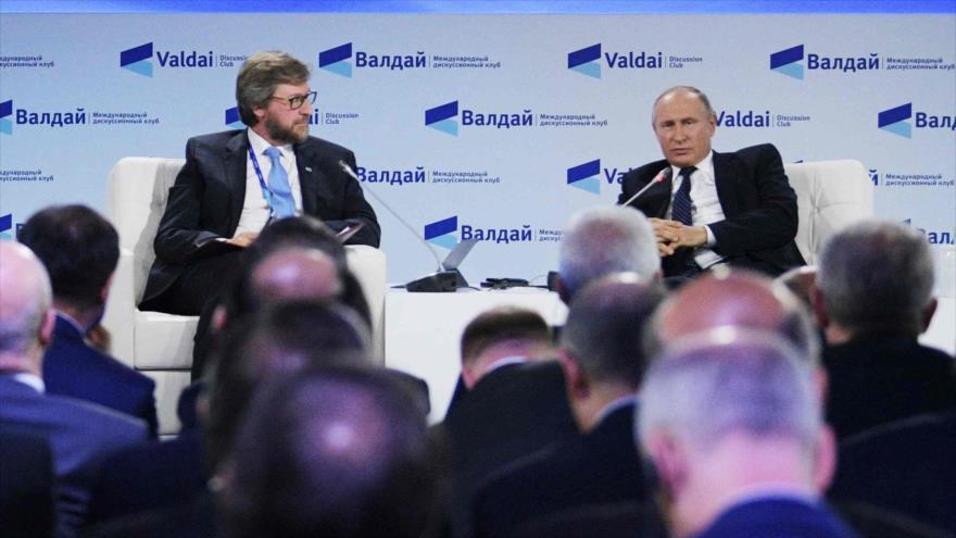 Putin: Presencia iraní en Siria la decide Damasco y no Moscú | HISPANTV