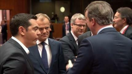 Concluye sin ningún acuerdo la cumbre europea sobre el Brexit