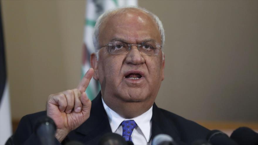 OLP critica 'ideológica' unificación de embajada de EEUU en Al-Quds