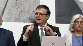 México achaca nueva amenaza de Trump a 'cálculo político' en EEUU