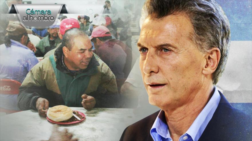 Cámara al Hombro: Comedores comunitarios en Argentina