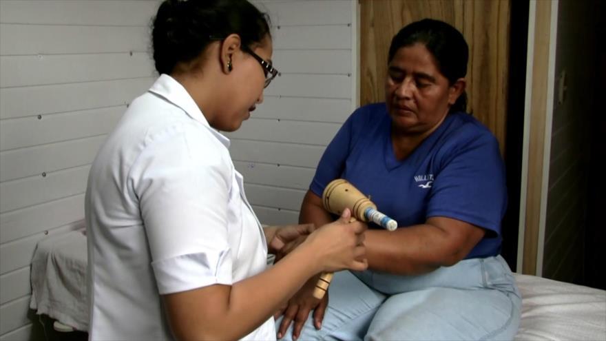 Gobierno de Nicaragua garantiza acceso a la salud