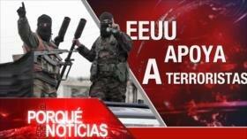 El Porqué de las Noticias: Rusia e Irán acusan a EEUU de fortalecer a los terroristas. Denuncian plan del siglo para doblegar a Palestina. Guerra en las presidenciales de Brasil