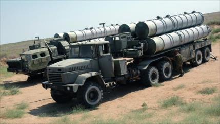 Rusia envía a Siria más baterías 'actualizadas' de sistemas S-300