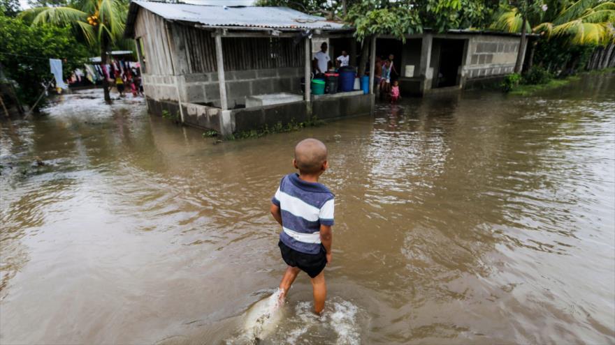 Fuertes lluvias dejan 5 muertos en Nicaragua