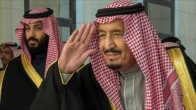 'Rey saudí reconsidera poderes de su hijo por crisis de Jashoggi'