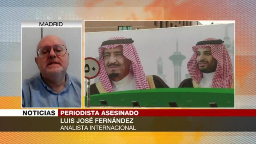 Fernández: muerte de Jashoggi fue una orden directa de Bin Salman