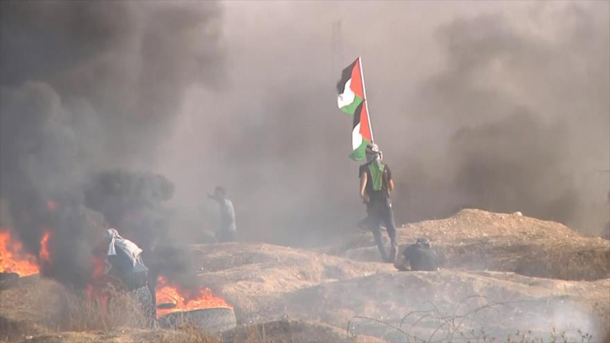 30 semanas de Marchas de Retorno en Palestina