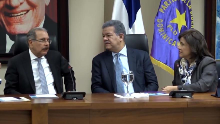 Partido gobernante dominicano podría perder las elecciones de 2020